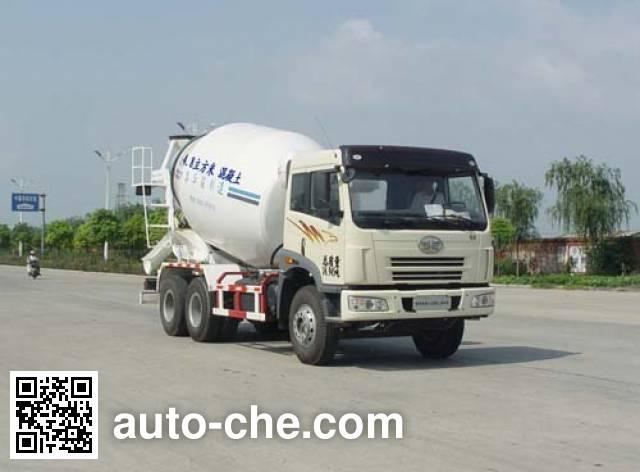 Huajun ZCZ5250GJBCA39 concrete mixer truck