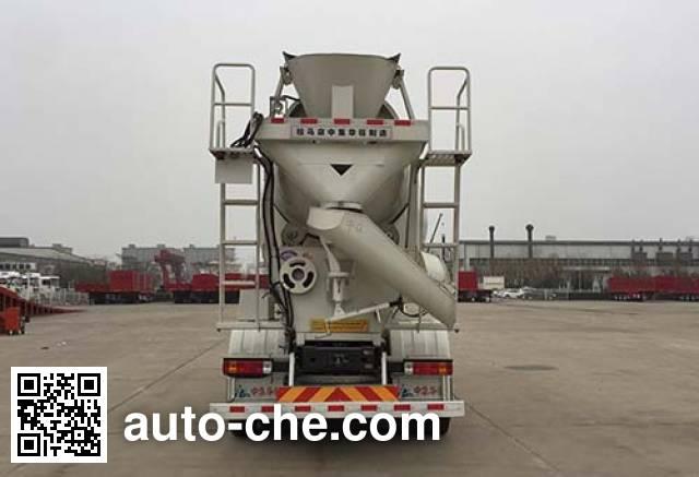 华骏牌ZCZ5250GJBCAG混凝土搅拌运输车