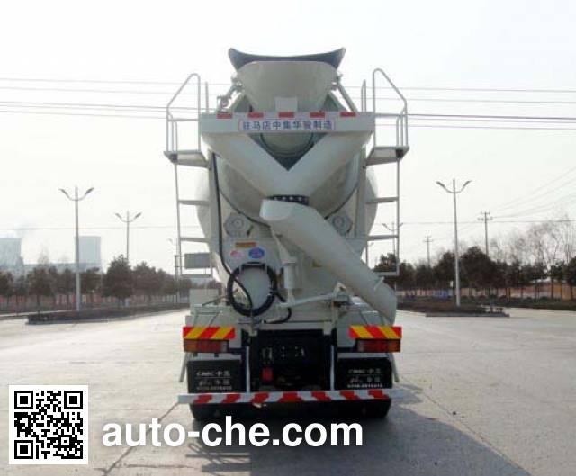 华骏牌ZCZ5250GJBHJBJB混凝土搅拌运输车