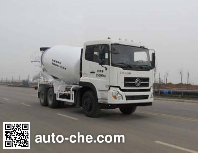 华骏牌ZCZ5250GJBHJDFE混凝土搅拌运输车
