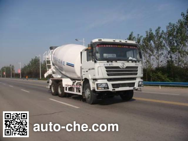 华骏牌ZCZ5250GJBHJSDE混凝土搅拌运输车