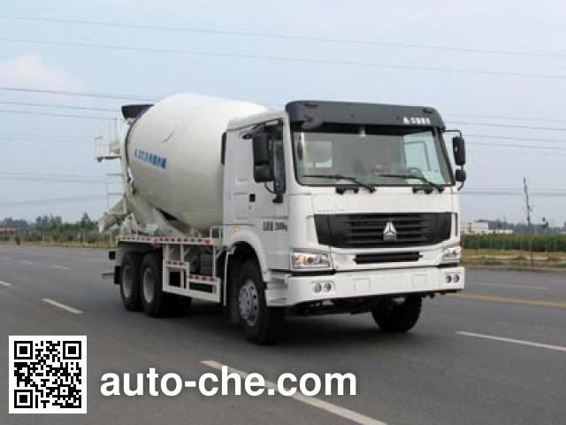 华骏牌ZCZ5250GJBHJZHE混凝土搅拌运输车