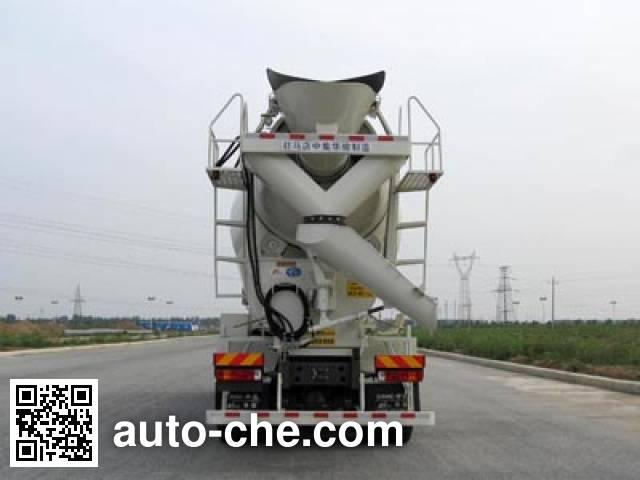 华骏牌ZCZ5251GJBHJZHE混凝土搅拌运输车