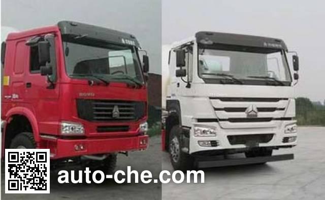 Huajun ZCZ5250GJBHJZHE concrete mixer truck
