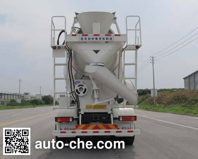 Huajun ZCZ5250GJBSDF concrete mixer truck