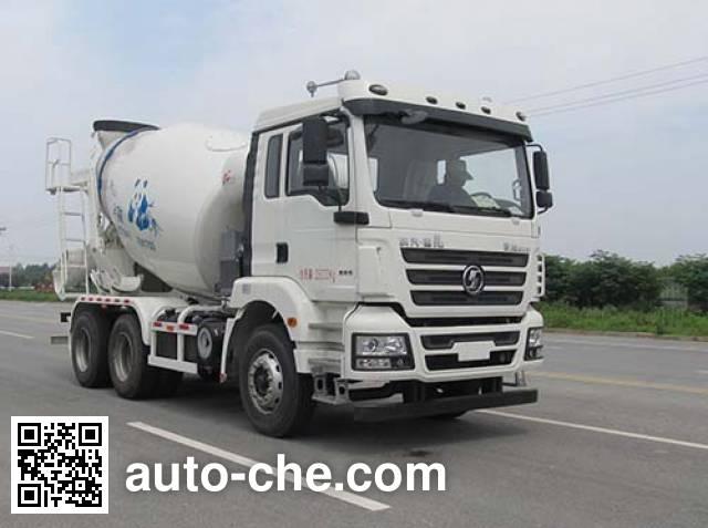 华骏牌ZCZ5250GJBSDF混凝土搅拌运输车