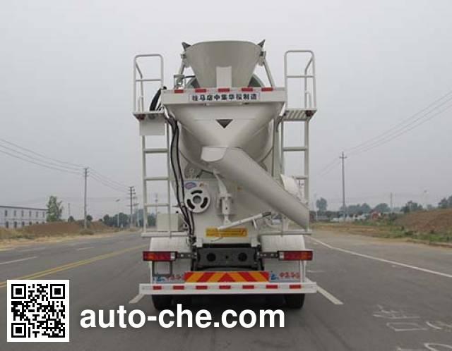 华骏牌ZCZ5250GJBZHF混凝土搅拌运输车