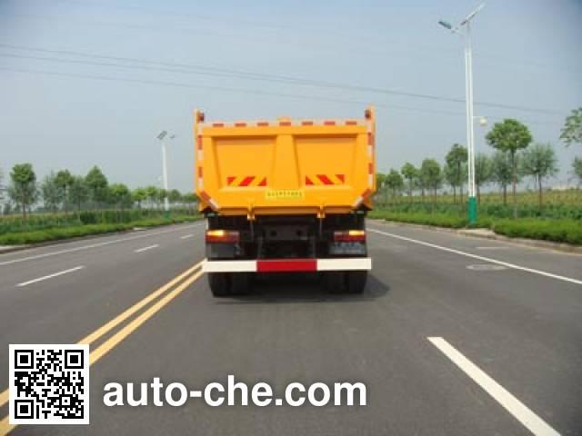 Huajun ZCZ5251ZLJHFE dump garbage truck