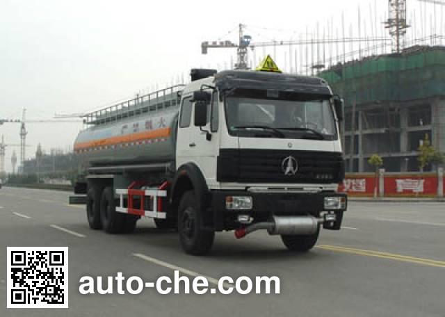 华骏牌ZCZ5254GYYND运油车