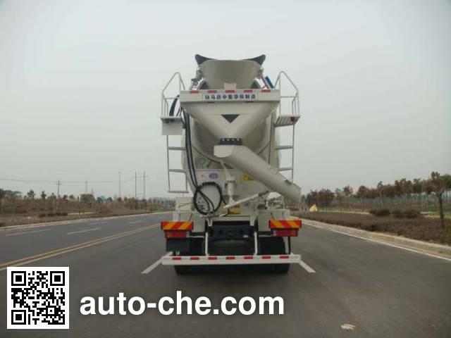 华骏牌ZCZ5256GJBHJDFE混凝土搅拌运输车