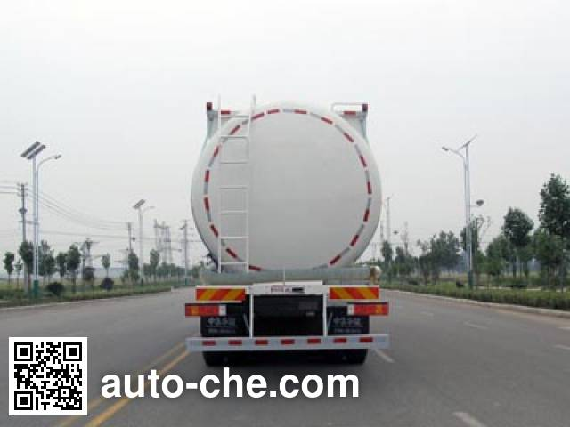 Huajun ZCZ5310GFLCAE low-density bulk powder transport tank truck
