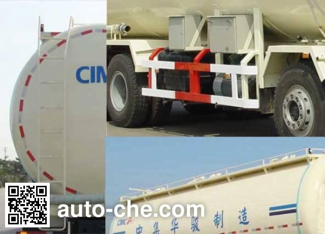 Huajun ZCZ5310GFLHJBJA bulk powder tank truck