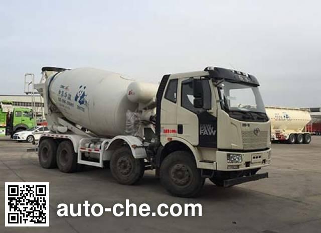 华骏牌ZCZ5310GJBCAG混凝土搅拌运输车