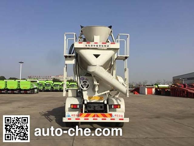 Huajun ZCZ5310GJBLZF concrete mixer truck