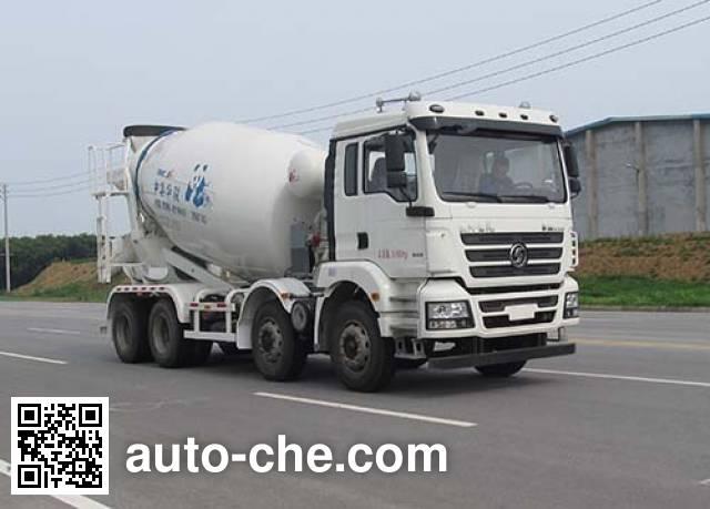 华骏牌ZCZ5310GJBSDF混凝土搅拌运输车