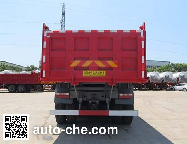 Huajun ZCZ5310ZLJHF dump garbage truck