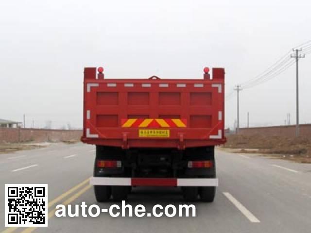 Huajun ZCZ5312ZLJCAE dump garbage truck