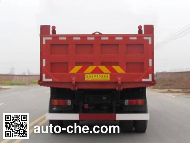 Huajun ZCZ5310ZLJCAE dump garbage truck