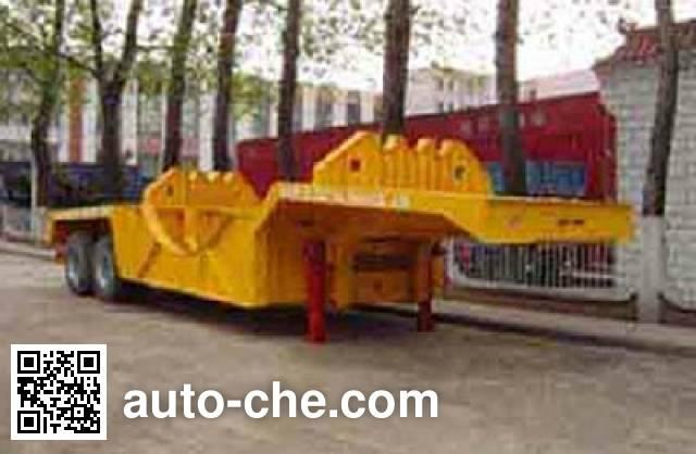 Huajun ZCZ9260TTS molten iron trailer