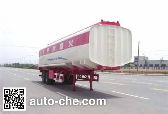 华骏牌ZCZ9349GYY运油半挂车
