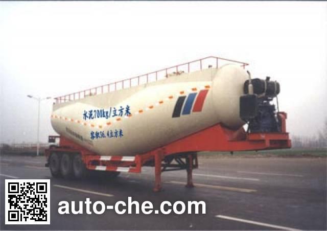 华骏牌ZCZ9400GFL粉粒物料运输半挂车