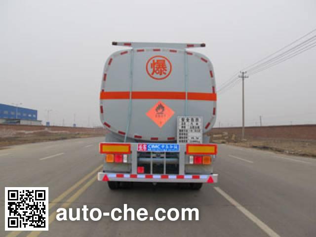 华骏牌ZCZ9400GYY运油半挂车