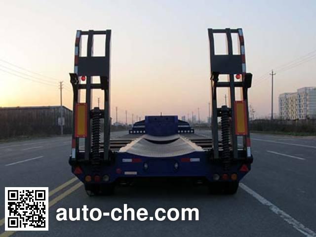 华骏牌ZCZ9400TDPHJE低平板半挂车
