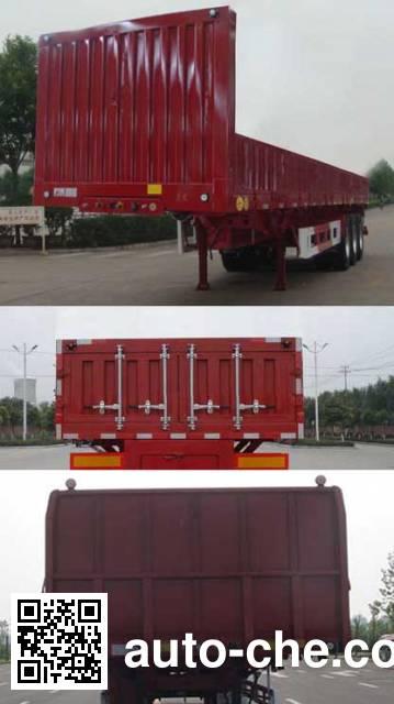 Huajun ZCZ9400ZZXHJF dump trailer