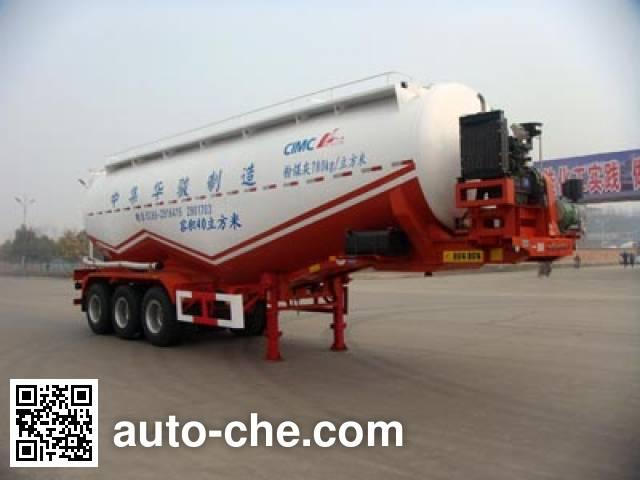Huajun ZCZ9401GFLHJB bulk powder trailer