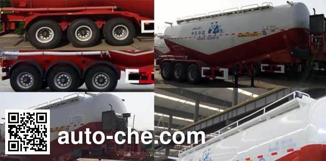 Huajun ZCZ9401GXHHJG ash transport trailer
