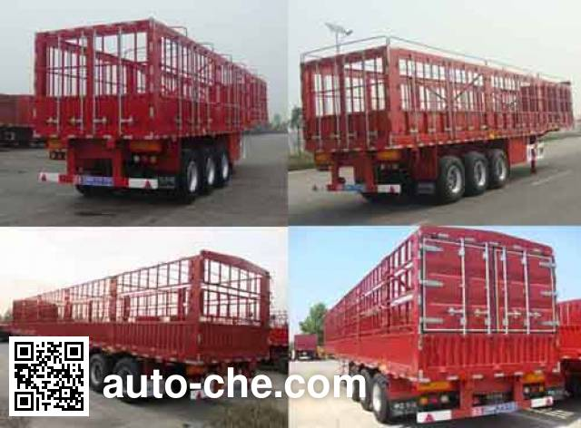 Huajun ZCZ9404CCYHJC stake trailer