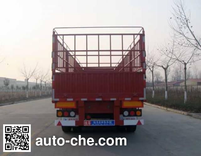 Huajun ZCZ9402CCYHJE stake trailer