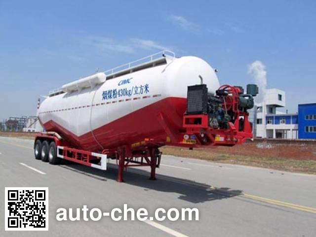 华骏牌ZCZ9403GFLHJC低密度粉粒物料运输半挂车