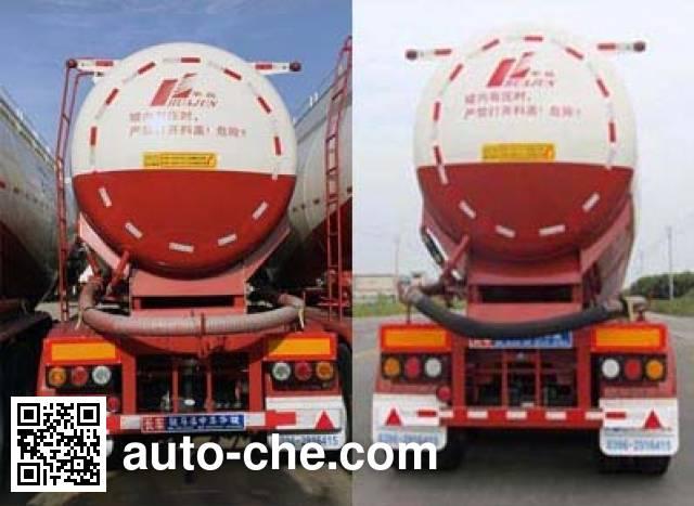 华骏牌ZCZ9404GFLHJF低密度粉粒物料运输半挂车