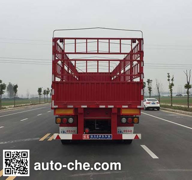Huajun ZCZ9404CCYHJG stake trailer