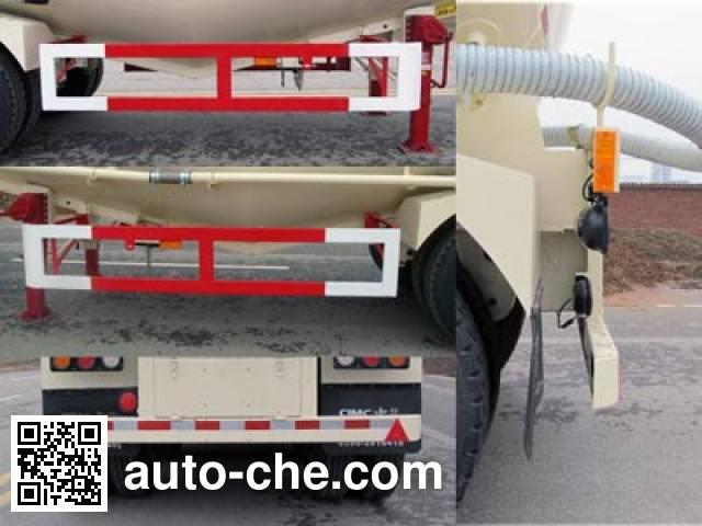 华骏牌ZCZ9404GFLHJC低密度粉粒物料运输半挂车