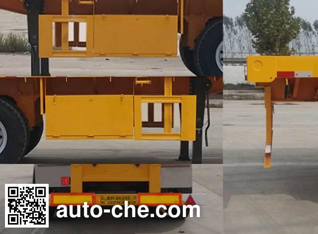 Ruyuan ZDY9402TPB flatbed trailer