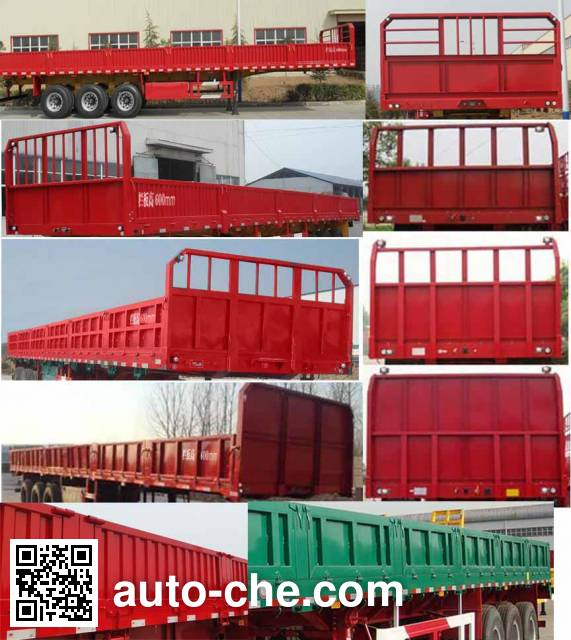 Ruyuan ZDY9402Z dump trailer