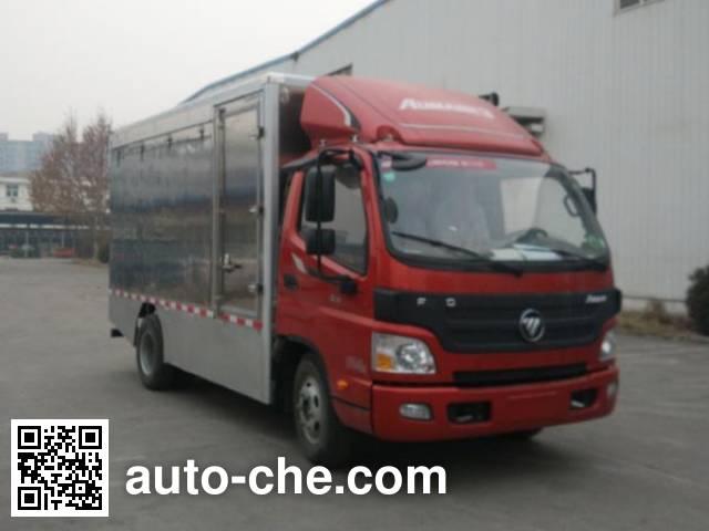 Fuqing Tianwang ZFQ5042XSH mobile shop