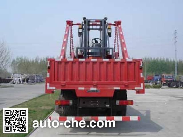 Fuqing Tianwang ZFQ5310JCCA45 weight testing truck