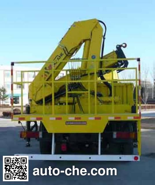 Fuqing Tianwang ZFQ5311JCBJ47 weight testing truck