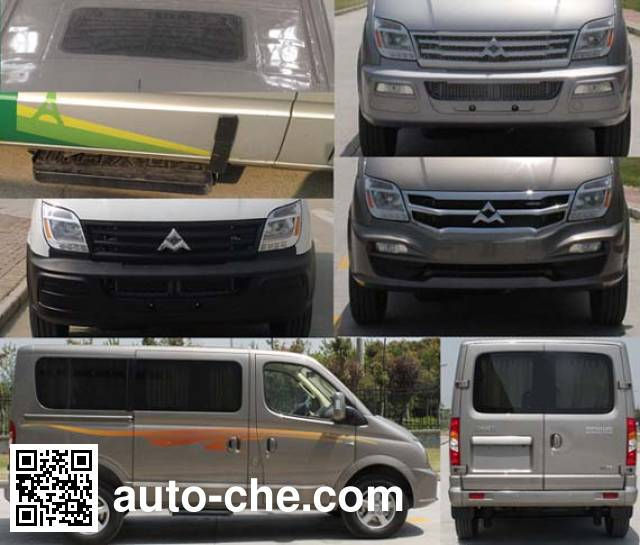 Youyi ZGT5041XBY2V funeral vehicle