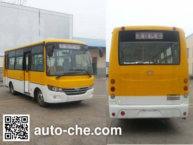 Youyi ZGT6608NV1C city bus