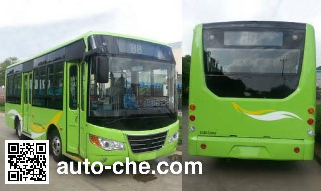 Youyi ZGT6739DV city bus