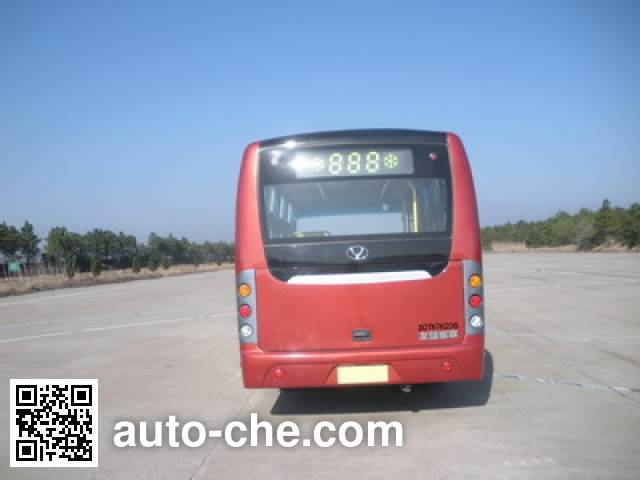 Youyi ZGT6762DS city bus