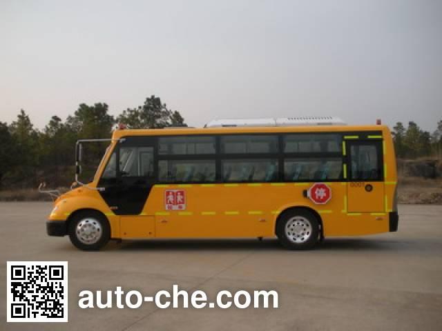 友谊牌ZGT6808DSX2幼儿专用校车