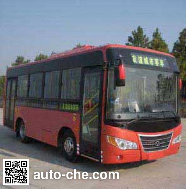 Youyi ZGT6810NV city bus