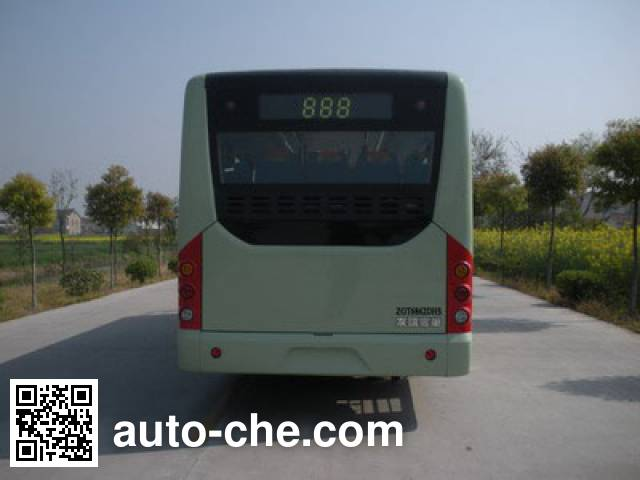 Youyi ZGT6862DHS city bus