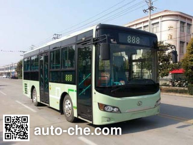 Youyi ZGT6862NHV city bus
