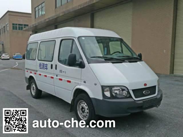 Luzhiyou ZHF5030XJC inspection vehicle